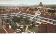 Kate Sessions, Espacio central del Hotel del Coronado, San Diego