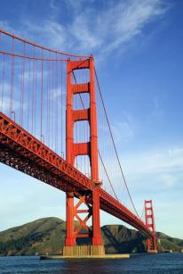 03-GERTRUDE COMFORT MORROW-Golden Gate Bridge