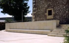 María Carreiro. MCCL Arq, Entorno de la Torre, Viana do Bolo, 1992