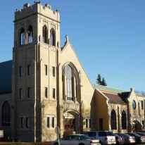 Elisabeth Martini, Iglesia Luterana de St. Luke, Park Ridge Illinois