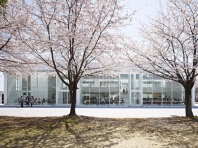 Kumiko Inui, Naofumi Okuyama, Shunsuke Yamane, Hiroshi Watahiko, Edificio Colegio N°4 Maebashi Kyoai Commons, Gunma, Japon, 2012