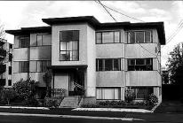 Esther Hill, Apartamentos en Fort Street, Victoria, Canadá